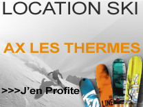 Location Ski Ax Les thermes